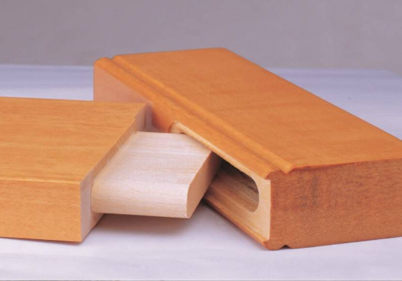 Shutters - Mortise Tenon joints